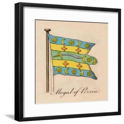 'Mogul of Persia', 1838-Unknown-Framed Giclee Print