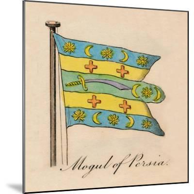 'Mogul of Persia', 1838-Unknown-Mounted Giclee Print