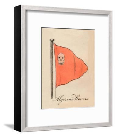 'Algerine Rovers', 1838-Unknown-Framed Giclee Print