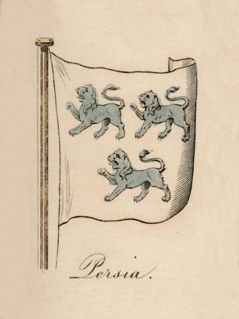 'Persia', 1838-Unknown-Framed Giclee Print
