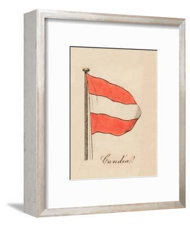 'Candia', 1838-Unknown-Framed Giclee Print