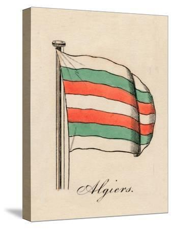 'Algiers', 1838-Unknown-Stretched Canvas Print