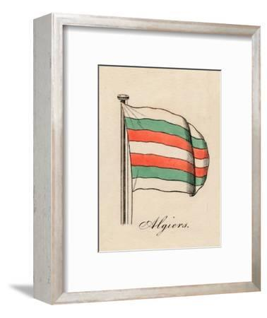 'Algiers', 1838-Unknown-Framed Giclee Print