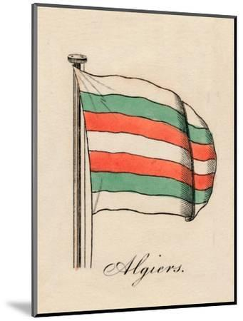 'Algiers', 1838-Unknown-Mounted Giclee Print