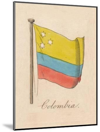 'Columbia', 1838-Unknown-Mounted Giclee Print