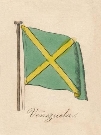 'Venezuela', 1838-Unknown-Framed Giclee Print