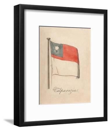 'Valparazia', 1838-Unknown-Framed Giclee Print