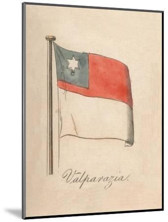 'Valparazia', 1838-Unknown-Mounted Giclee Print