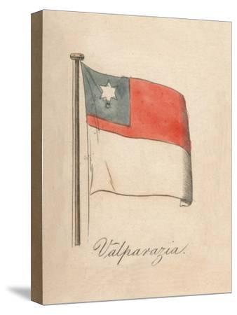 'Valparazia', 1838-Unknown-Stretched Canvas Print