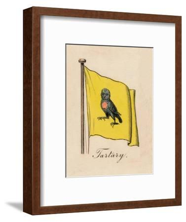 'Tartary', 1838-Unknown-Framed Giclee Print