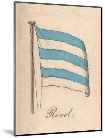 'Revel', 1838-Unknown-Mounted Giclee Print