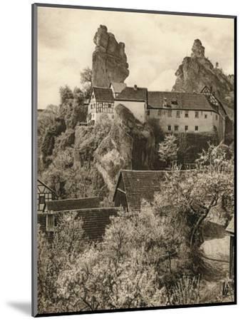 'Tuchersfeld (Frankische Schweiz). Judehof', 1931-Kurt Hielscher-Mounted Photographic Print