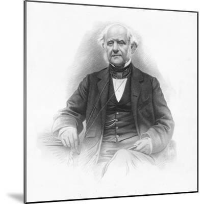 'George Peabody', 1859-Unknown-Mounted Giclee Print