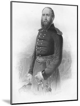 'H.R.H. The Duke fo Cambridge, K.G. &c.', 1859-Unknown-Mounted Giclee Print