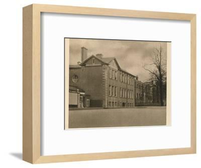'Mill Hill School', 1923-Unknown-Framed Photographic Print