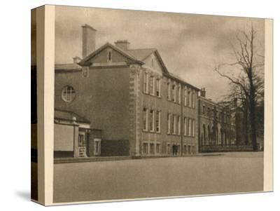 'Mill Hill School', 1923-Unknown-Stretched Canvas Print