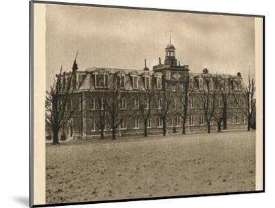 'Epsom College', 1923-Unknown-Mounted Photographic Print