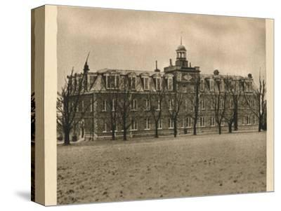 'Epsom College', 1923-Unknown-Stretched Canvas Print