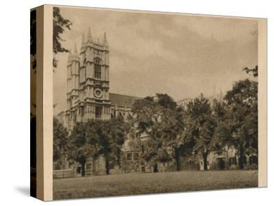 'Westminster School', 1923-Unknown-Stretched Canvas Print