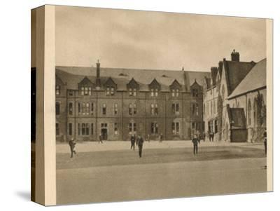 'Rossall School', 1923-Unknown-Stretched Canvas Print