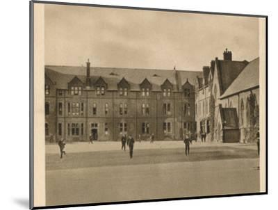 'Rossall School', 1923-Unknown-Mounted Photographic Print