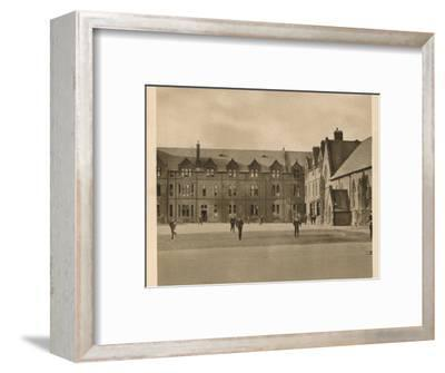 'Rossall School', 1923-Unknown-Framed Photographic Print