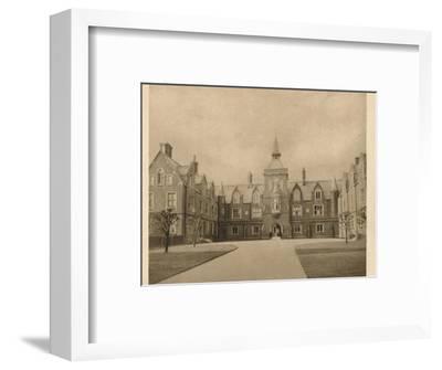 'John's School, Leatherhead', 1923-Unknown-Framed Photographic Print