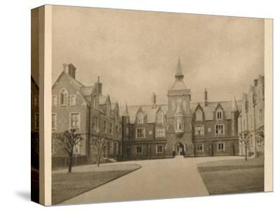'John's School, Leatherhead', 1923-Unknown-Stretched Canvas Print