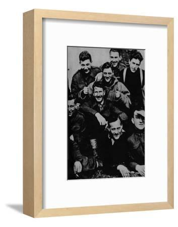'The Spirit of St. Nazaire', 1940-1942, (1943)-Unknown-Framed Photographic Print