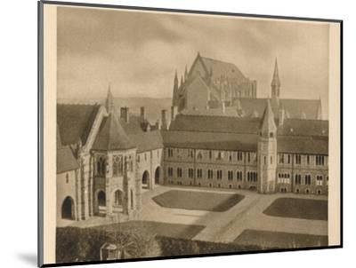 'Lancing College', 1923-Unknown-Mounted Photographic Print