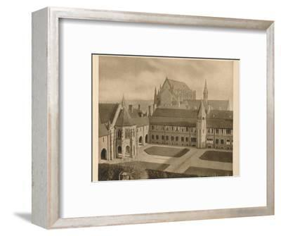 'Lancing College', 1923-Unknown-Framed Photographic Print