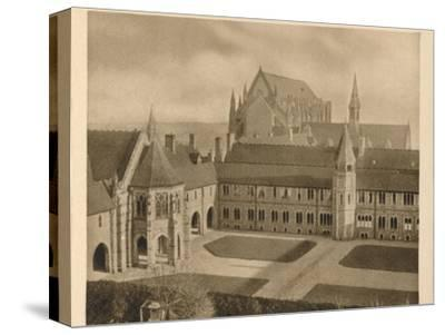 'Lancing College', 1923-Unknown-Stretched Canvas Print
