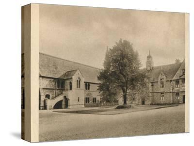 'Uppingham School', 1923-Unknown-Stretched Canvas Print