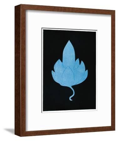 'A Thought-Form of Self-Renunciation', c1916, (1917)-Unknown-Framed Giclee Print