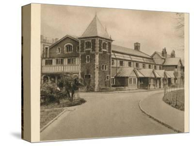 'Malvern College', 1923-Unknown-Stretched Canvas Print