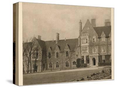 'Brighton College', 1923-Unknown-Stretched Canvas Print