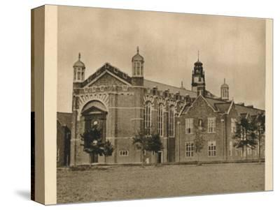 'Christ's Hospital', 1923-Unknown-Stretched Canvas Print