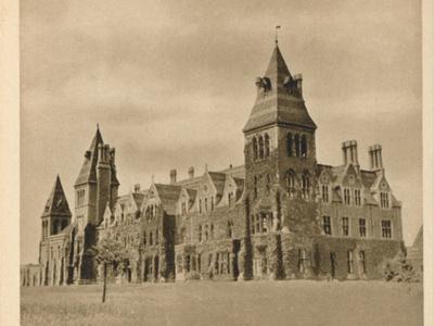 'Charterhouse School', 1923-Unknown-Framed Photographic Print