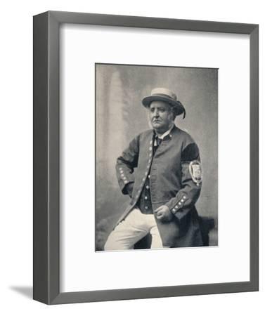 'Geoffrey Dobson', 1935-Unknown-Framed Photographic Print