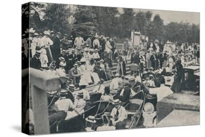 'Sunday Afternoon at Boulter's Lock, Maidenhead', 1901-Unknown-Stretched Canvas Print