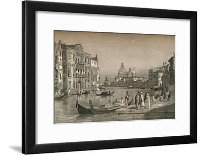 'Venice', c1830 (1915)-Samuel Prout-Framed Giclee Print