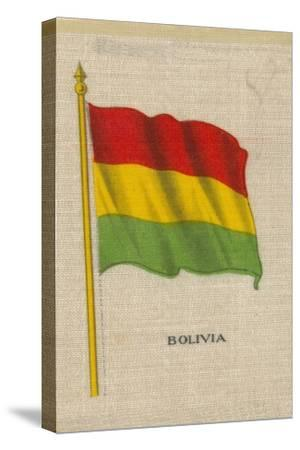 'Bolivia', c1910-Unknown-Stretched Canvas Print