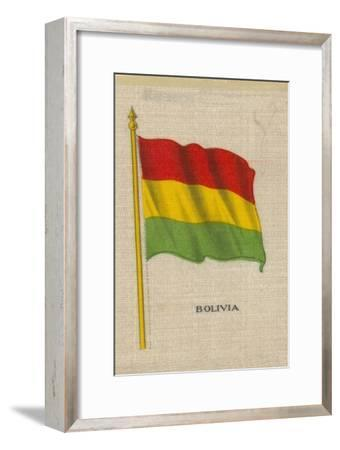 'Bolivia', c1910-Unknown-Framed Giclee Print