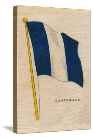 'Guatemala', c1910-Unknown-Stretched Canvas Print
