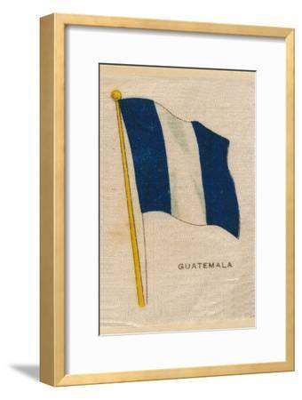 'Guatemala', c1910-Unknown-Framed Giclee Print