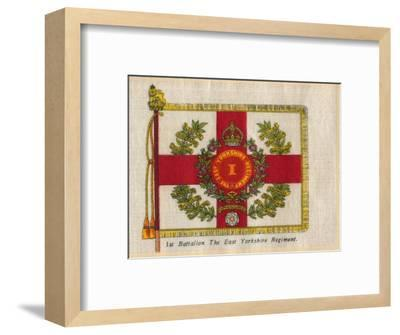 '1st Battalion The East Yorkshire Regiment', c1910-Unknown-Framed Giclee Print