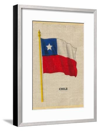 'Chile', c1910-Unknown-Framed Giclee Print