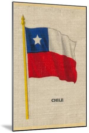 'Chile', c1910-Unknown-Mounted Giclee Print