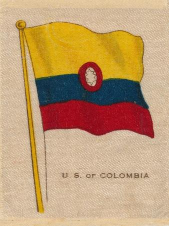 'U.S. of Columbia', c1910-Unknown-Framed Giclee Print