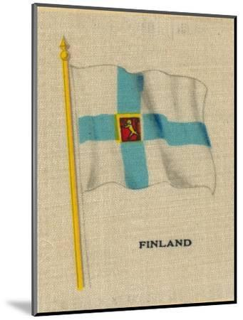 'Finland', c1910-Unknown-Mounted Giclee Print